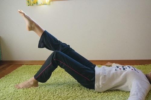 シニアの腹筋を鍛える方法
