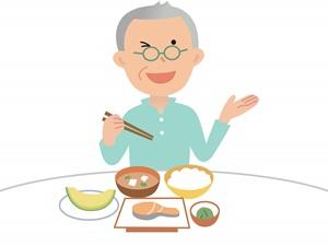 シニアの健康のための食生活