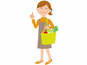 老後一人暮らしの買い物支援サービス
